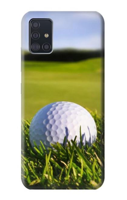 S0068 ゴルフ Golf Samsung Galaxy A51 5G バックケース、フリップケース・カバー