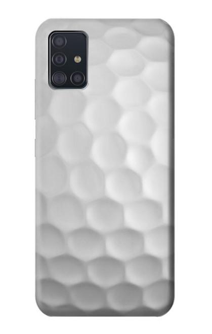 S0071 ゴルフボール Golf Ball Samsung Galaxy A51 5G バックケース、フリップケース・カバー