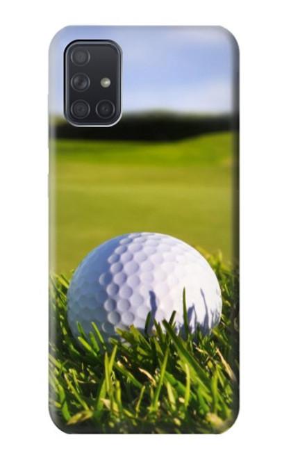 S0068 ゴルフ Golf Samsung Galaxy A71 5G バックケース、フリップケース・カバー
