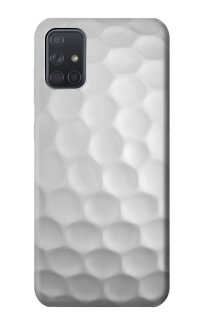 S0071 ゴルフボール Golf Ball Samsung Galaxy A71 5G バックケース、フリップケース・カバー