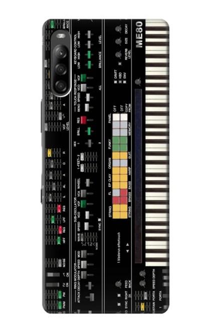 S0061 シンセサイザー Synthesizer Sony Xperia L4 バックケース、フリップケース・カバー
