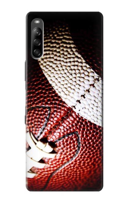 S0062 アメリカンフットボール American Football Sony Xperia L4 バックケース、フリップケース・カバー