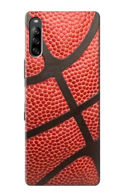 S0065 バスケットボール Basketball Sony Xperia L4 バックケース、フリップケース・カバー