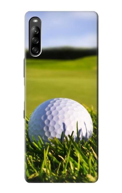 S0068 ゴルフ Golf Sony Xperia L4 バックケース、フリップケース・カバー