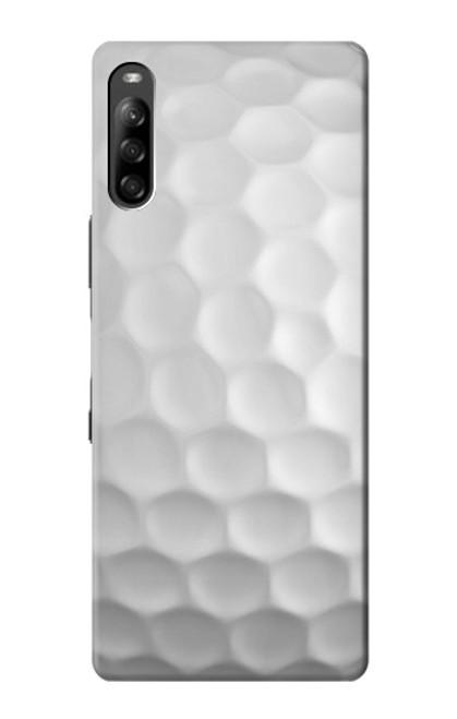 S0071 ゴルフボール Golf Ball Sony Xperia L4 バックケース、フリップケース・カバー