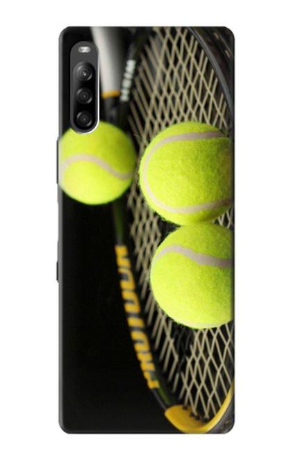 S0072 テニス Tennis Sony Xperia L4 バックケース、フリップケース・カバー