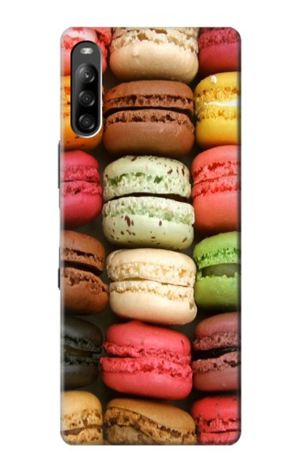S0080 マカロン Macarons Sony Xperia L4 バックケース、フリップケース・カバー