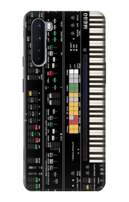S0061 シンセサイザー Synthesizer OnePlus Nord バックケース、フリップケース・カバー