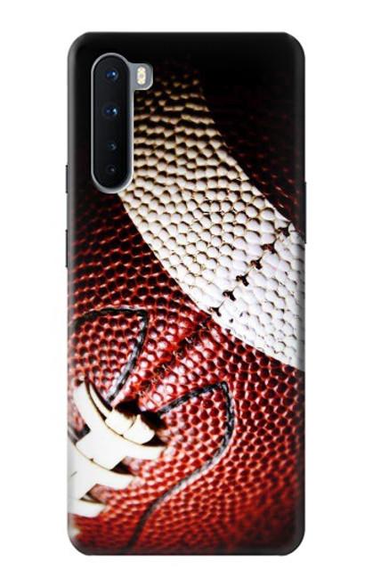 S0062 アメリカンフットボール American Football OnePlus Nord バックケース、フリップケース・カバー