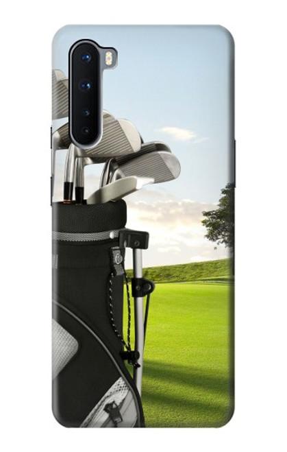 S0067 ゴルフ Golf OnePlus Nord バックケース、フリップケース・カバー