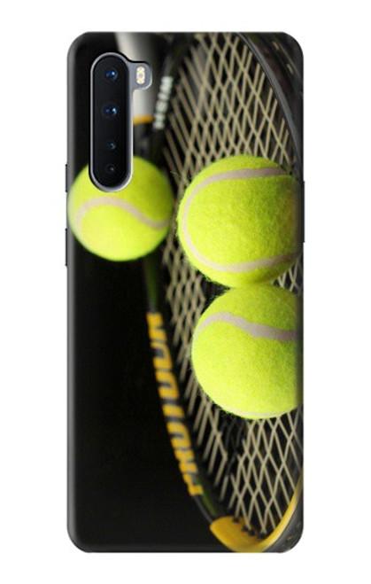 S0072 テニス Tennis OnePlus Nord バックケース、フリップケース・カバー
