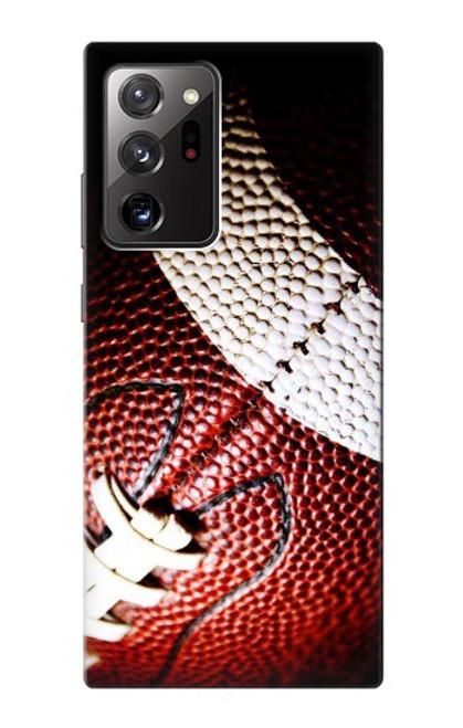 S0062 アメリカンフットボール American Football Samsung Galaxy Note 20 Ultra, Ultra 5G バックケース、フリップケース・カバー