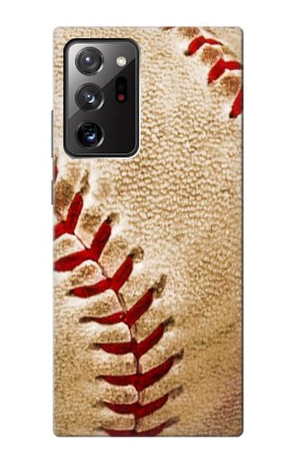 S0064 野球 ベースボール Baseball Samsung Galaxy Note 20 Ultra, Ultra 5G バックケース、フリップケース・カバー