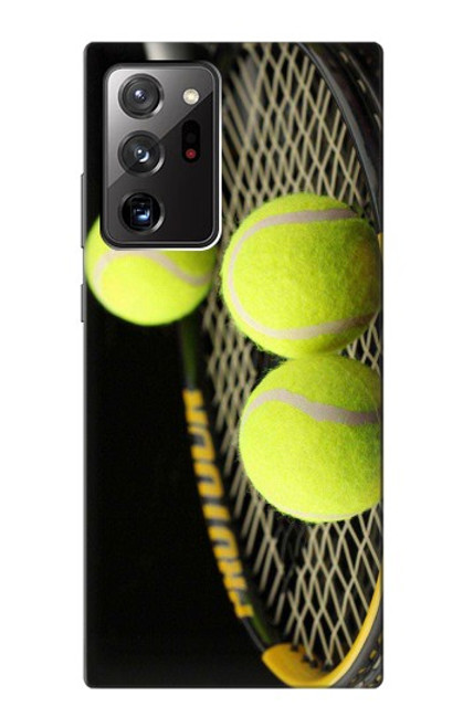 S0072 テニス Tennis Samsung Galaxy Note 20 Ultra, Ultra 5G バックケース、フリップケース・カバー