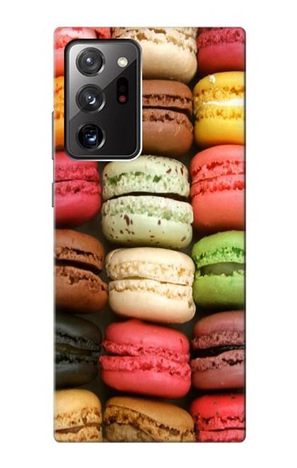 S0080 マカロン Macarons Samsung Galaxy Note 20 Ultra, Ultra 5G バックケース、フリップケース・カバー
