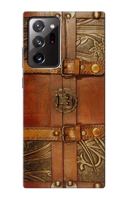S3012 トレジャーチェスト Treasure Chest Samsung Galaxy Note 20 Ultra, Ultra 5G バックケース、フリップケース・カバー