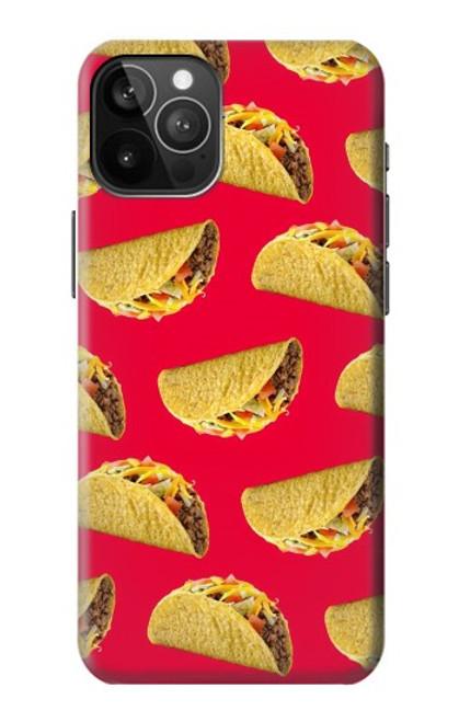 S3755 メキシコのタコスタコス Mexican Taco Tacos iPhone 12 Pro Max バックケース、フリップケース・カバー