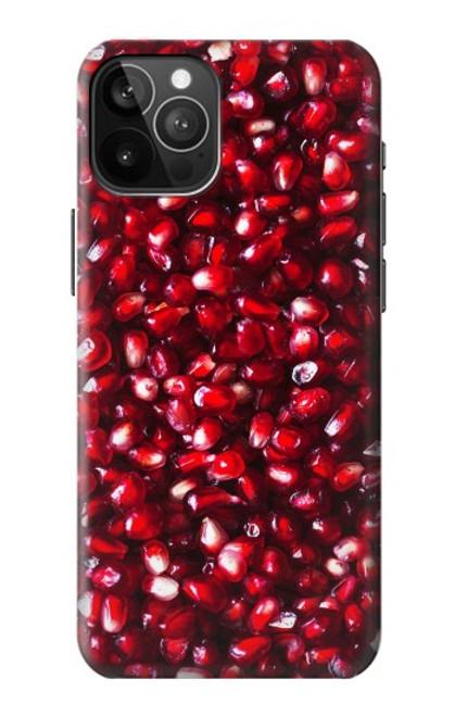 S3757 ザクロ Pomegranate iPhone 12 Pro Max バックケース、フリップケース・カバー