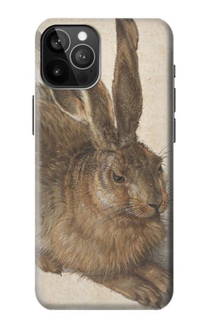 S3781 アルブレヒト・デューラー・ヤング・ヘア Albrecht Durer Young Hare iPhone 12 Pro Max バックケース、フリップケース・カバー