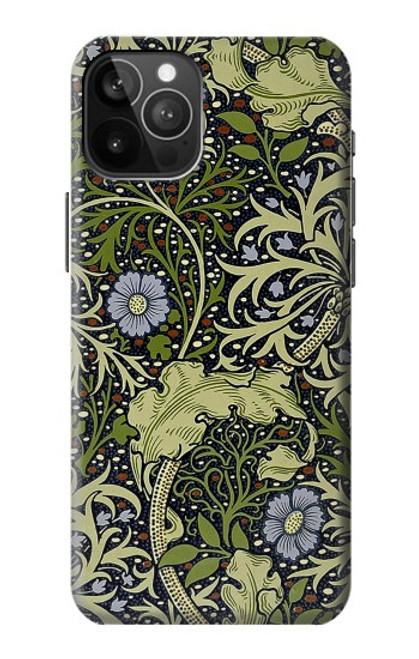 S3792 ウィリアムモリス William Morris iPhone 12 Pro Max バックケース、フリップケース・カバー