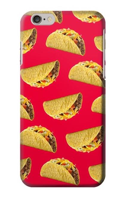 S3755 メキシコのタコスタコス Mexican Taco Tacos iPhone 6 6S バックケース、フリップケース・カバー