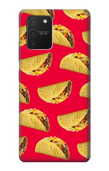 S3755 メキシコのタコスタコス Mexican Taco Tacos Samsung Galaxy S10 Lite バックケース、フリップケース・カバー