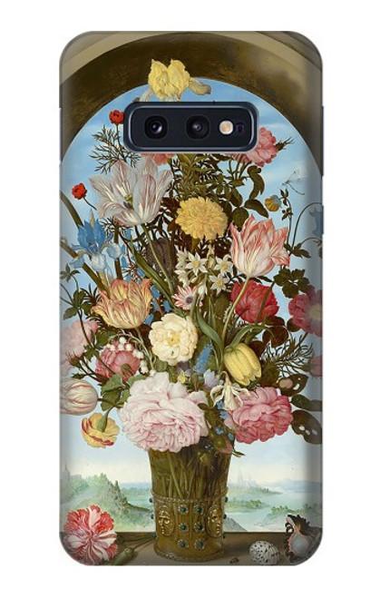 S3749 花瓶 Vase of Flowers Samsung Galaxy S10e バックケース、フリップケース・カバー