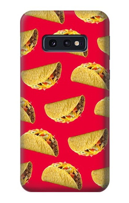 S3755 メキシコのタコスタコス Mexican Taco Tacos Samsung Galaxy S10e バックケース、フリップケース・カバー