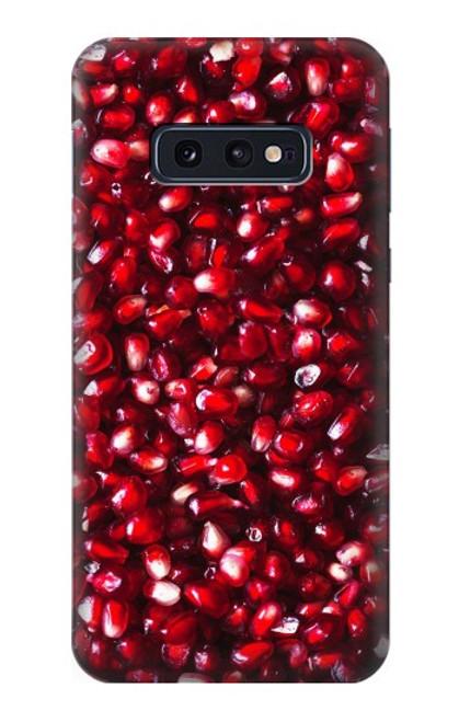 S3757 ザクロ Pomegranate Samsung Galaxy S10e バックケース、フリップケース・カバー