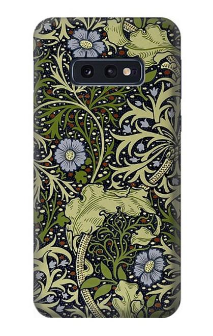S3792 ウィリアムモリス William Morris Samsung Galaxy S10e バックケース、フリップケース・カバー