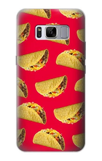 S3755 メキシコのタコスタコス Mexican Taco Tacos Samsung Galaxy S8 Plus バックケース、フリップケース・カバー