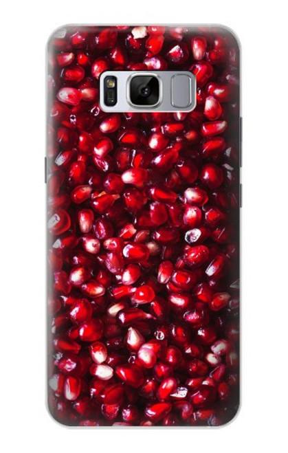 S3757 ザクロ Pomegranate Samsung Galaxy S8 Plus バックケース、フリップケース・カバー