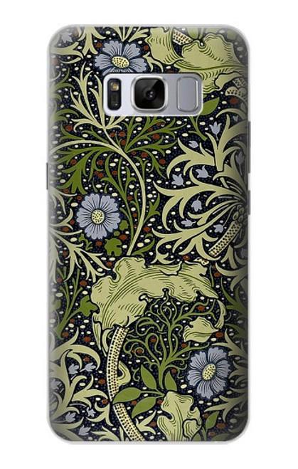 S3792 ウィリアムモリス William Morris Samsung Galaxy S8 Plus バックケース、フリップケース・カバー