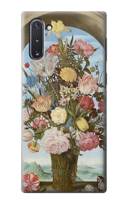 S3749 花瓶 Vase of Flowers Samsung Galaxy Note 10 バックケース、フリップケース・カバー