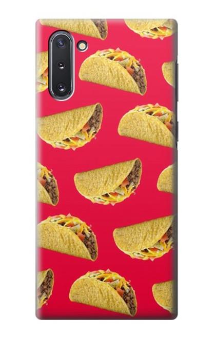 S3755 メキシコのタコスタコス Mexican Taco Tacos Samsung Galaxy Note 10 バックケース、フリップケース・カバー