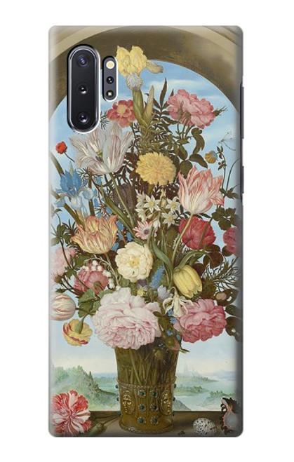 S3749 花瓶 Vase of Flowers Samsung Galaxy Note 10 Plus バックケース、フリップケース・カバー