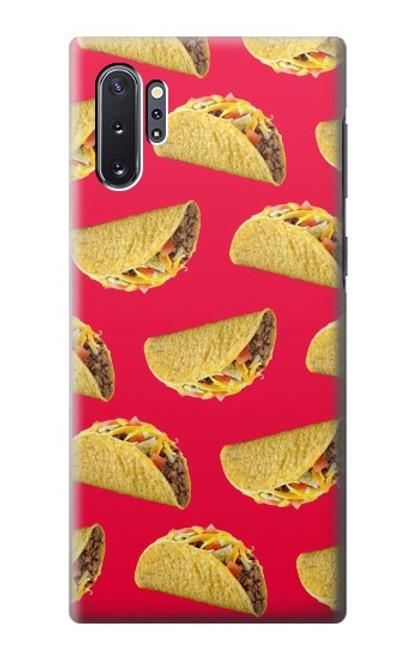 S3755 メキシコのタコスタコス Mexican Taco Tacos Samsung Galaxy Note 10 Plus バックケース、フリップケース・カバー