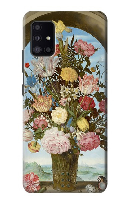 S3749 花瓶 Vase of Flowers Samsung Galaxy A41 バックケース、フリップケース・カバー