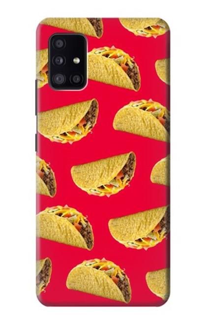 S3755 メキシコのタコスタコス Mexican Taco Tacos Samsung Galaxy A41 バックケース、フリップケース・カバー