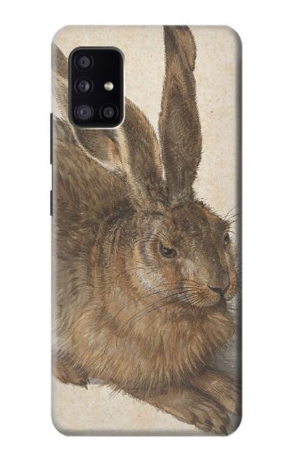 S3781 アルブレヒト・デューラー・ヤング・ヘア Albrecht Durer Young Hare Samsung Galaxy A41 バックケース、フリップケース・カバー