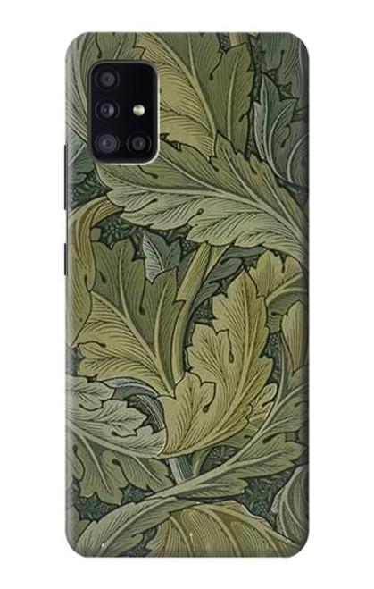 S3790 ウィリアムモリスアカンサスの葉 William Morris Acanthus Leaves Samsung Galaxy A41 バックケース、フリップケース・カバー