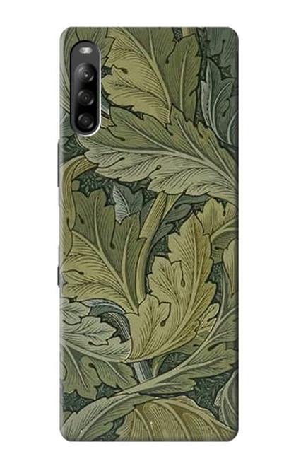 S3790 ウィリアムモリスアカンサスの葉 William Morris Acanthus Leaves Sony Xperia L4 バックケース、フリップケース・カバー