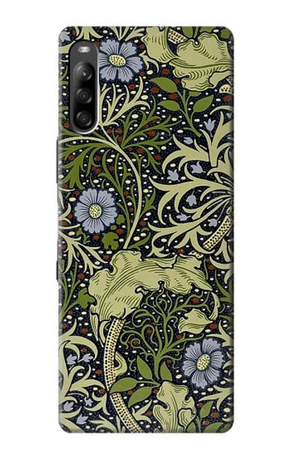 S3792 ウィリアムモリス William Morris Sony Xperia L4 バックケース、フリップケース・カバー