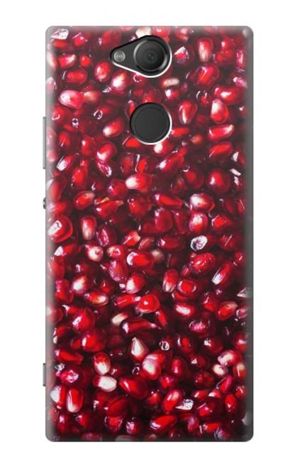 S3757 ザクロ Pomegranate Sony Xperia XA2 バックケース、フリップケース・カバー