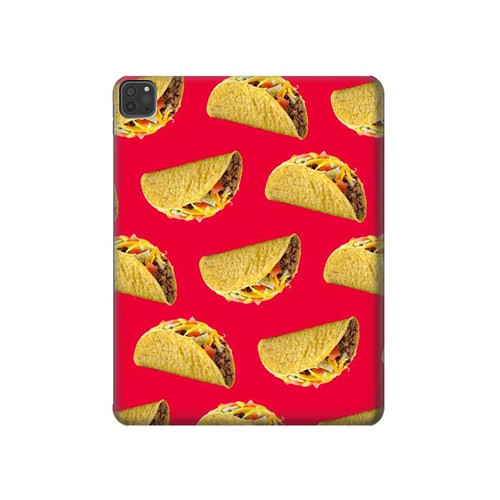 S3755 メキシコのタコスタコス Mexican Taco Tacos iPad Pro 11 (2018,2020), iPad Air 4 (2020), iPad Air (2020) タブレットケース