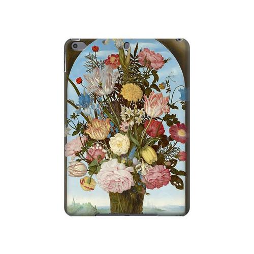 S3749 花瓶 Vase of Flowers iPad Air 3, iPad Pro 10.5, iPad 10.2 (2019,2020) タブレットケース