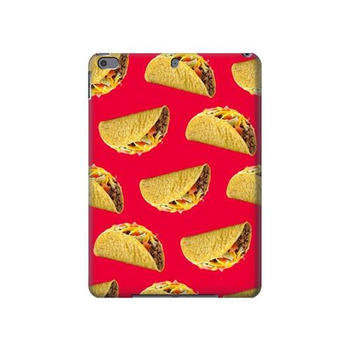 S3755 メキシコのタコスタコス Mexican Taco Tacos iPad Air 3, iPad Pro 10.5, iPad 10.2 (2019,2020) タブレットケース
