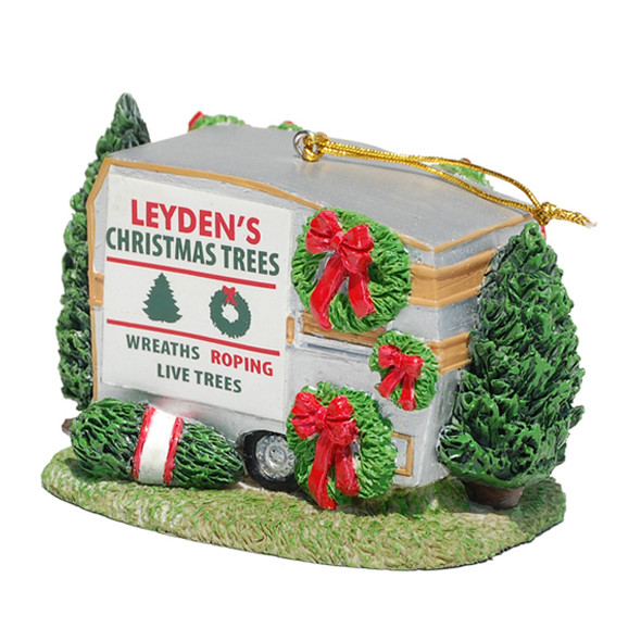 Leyden's Christmas Tree Trailer