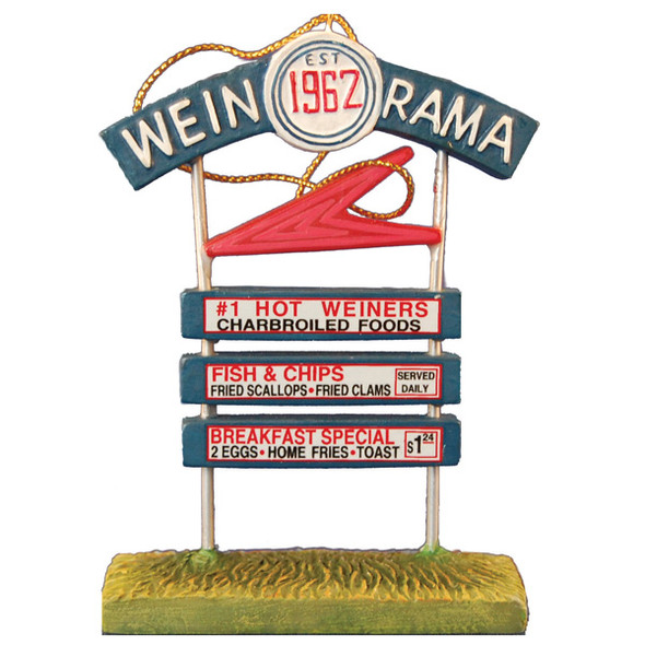 Wein O Rama ornament
