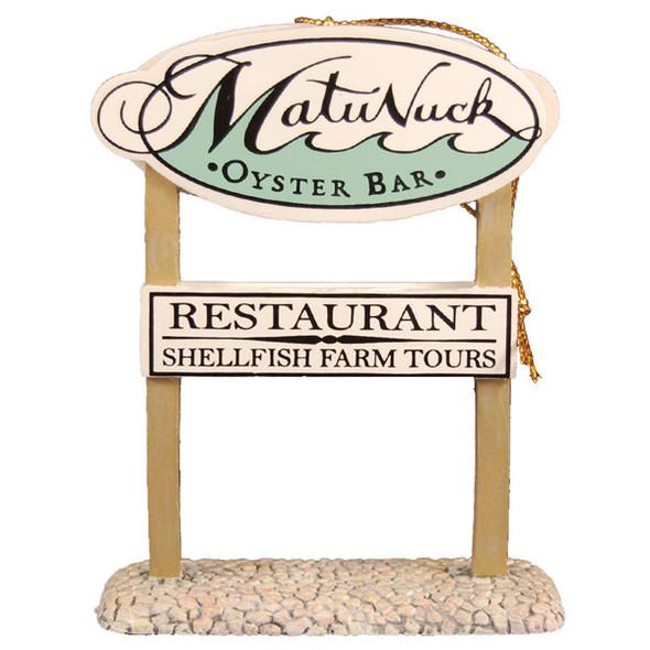 Matunuck Oyster Bar ornament